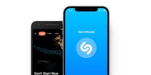 Shazam renueva el diseño de su aplicación