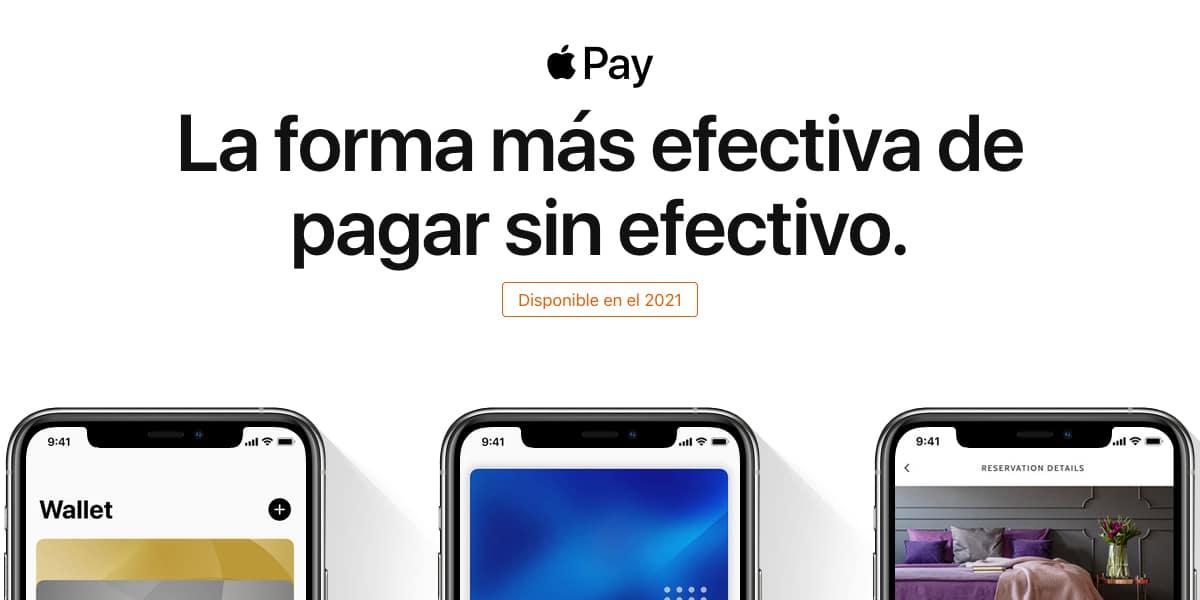 Apple Pay México llegará en 2021
