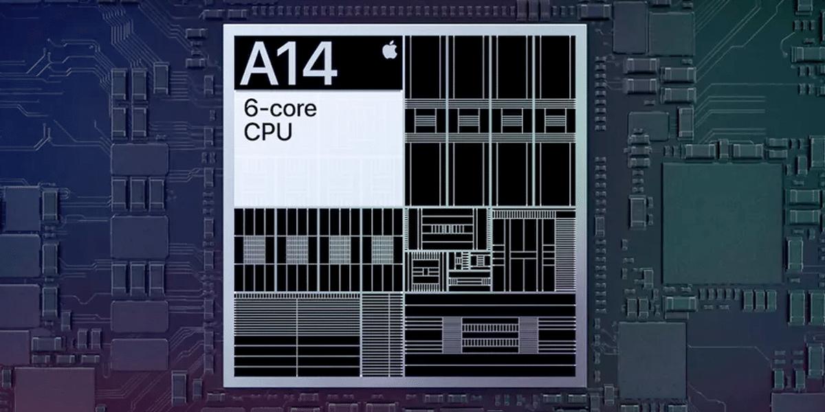 Chip A14 de Apple