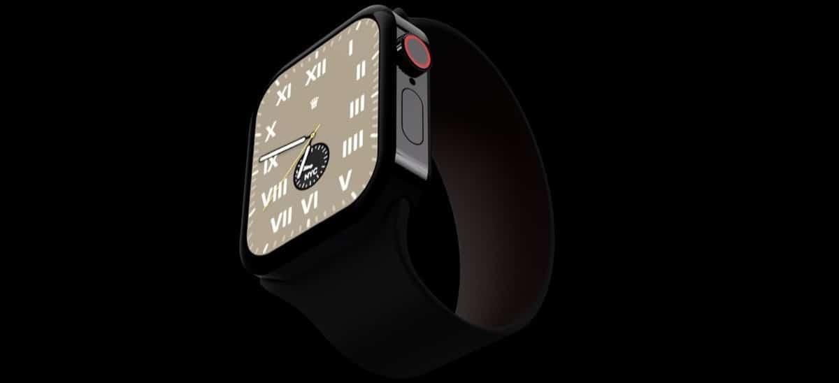 Apple Watch cuadrado