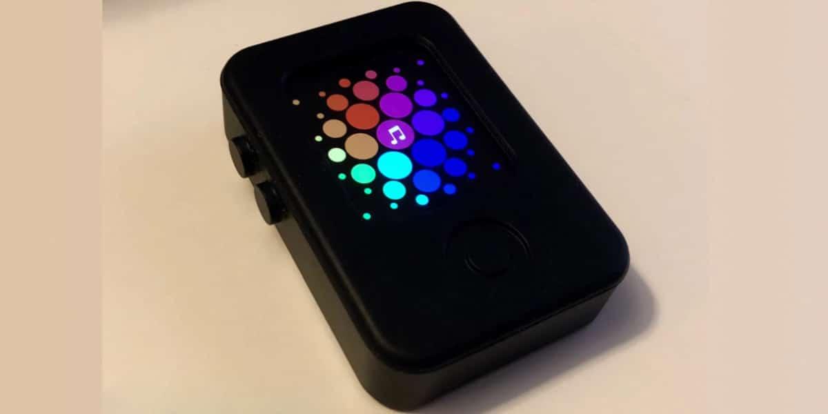 prototipo Apple Watch