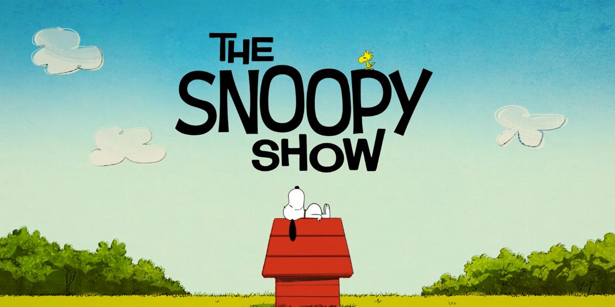 El show de Snoopy, lo nuevo de Apple TV+