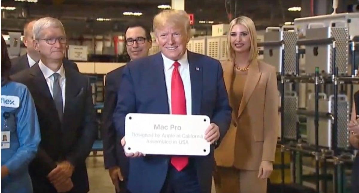 Donald Trump Mac Pro