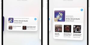 Nuevo widget de Shazam para iOS 14