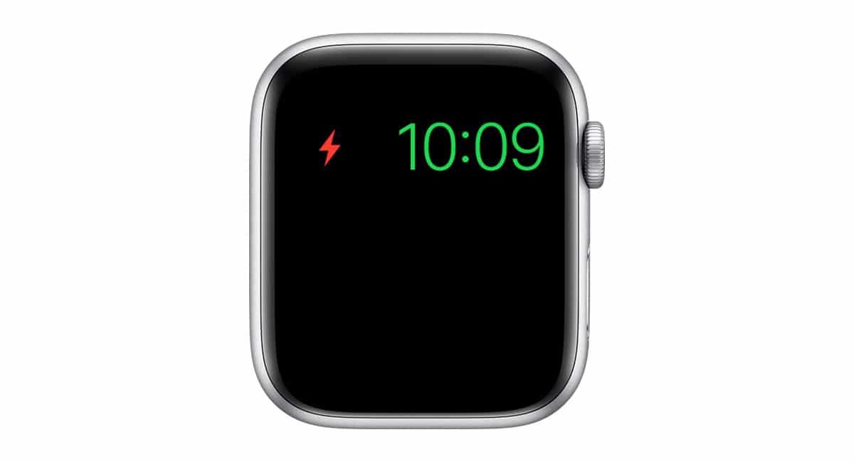 Apple Watch ahorro batería
