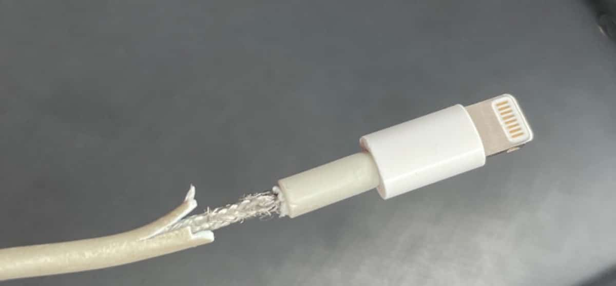 Cable roto