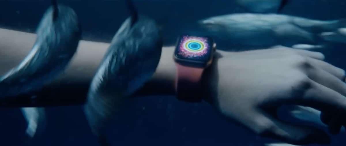 Entreno Apple Watch
