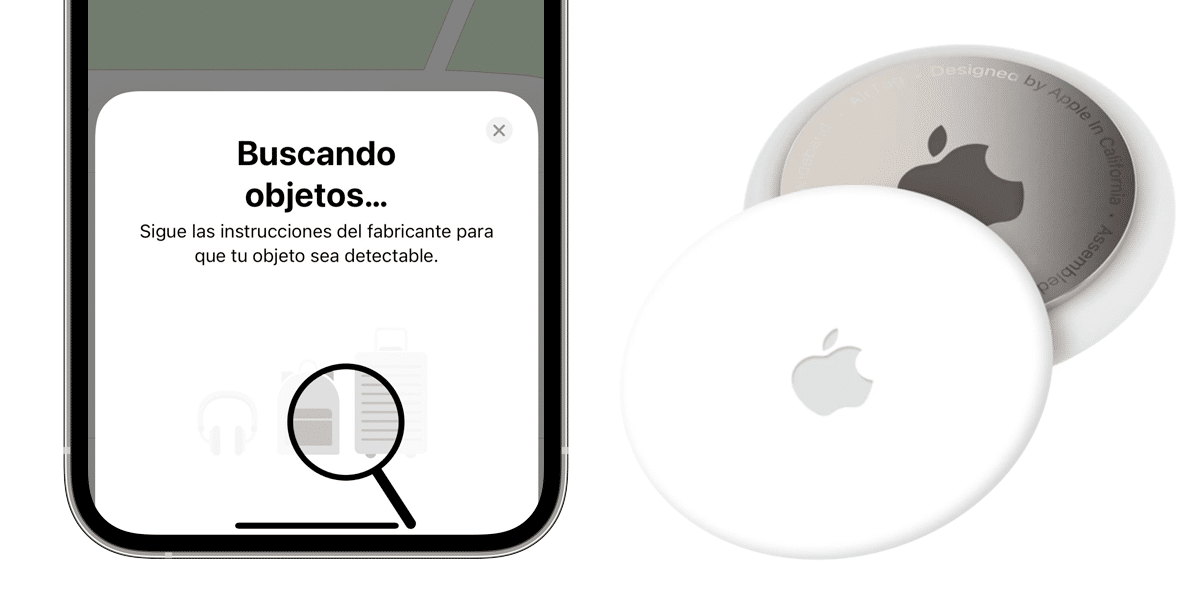 AirTags de Apple