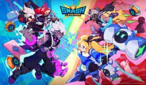 Portada Smash Legends
