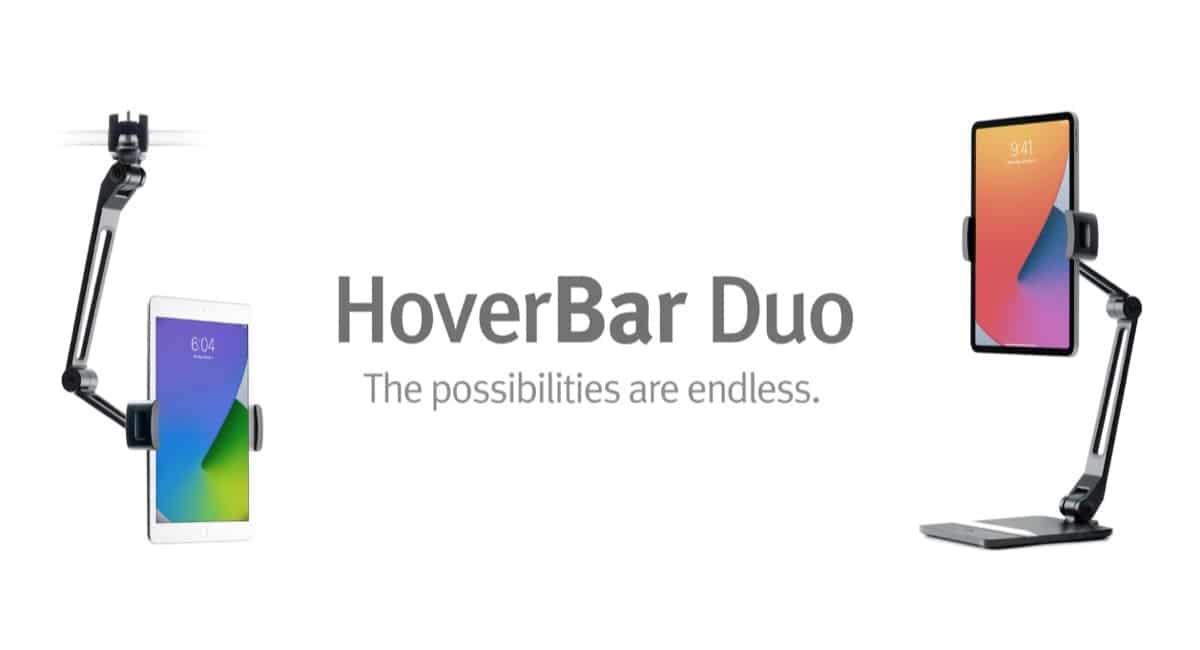 Meet HoverBar Duo
