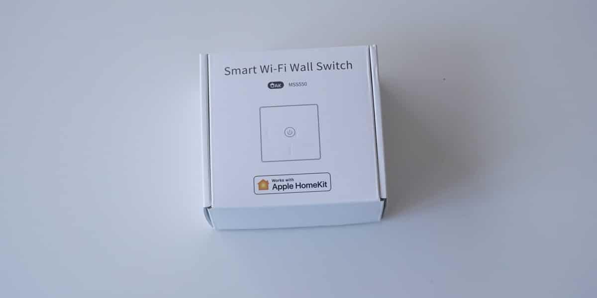 Interruptor inteligente de dos vías