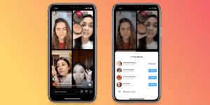 Salas en vivo, lo nuevo de Instagram