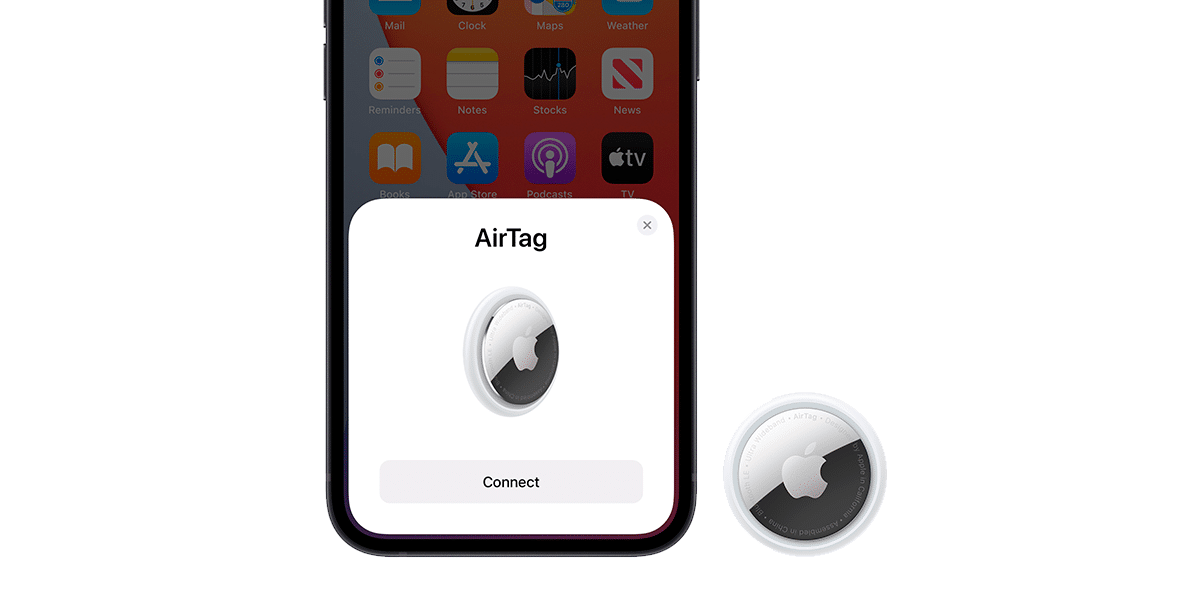 AirTag de Apple