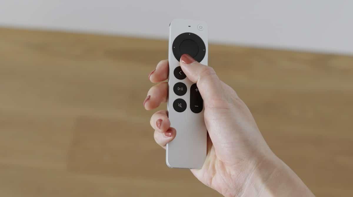 El futuro del Siri Remote se puede parecer a un puntero láser