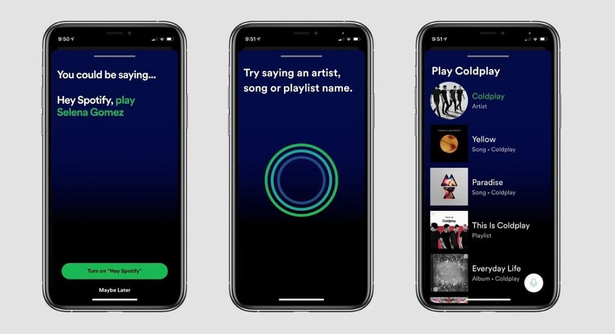 Asistente Spotify