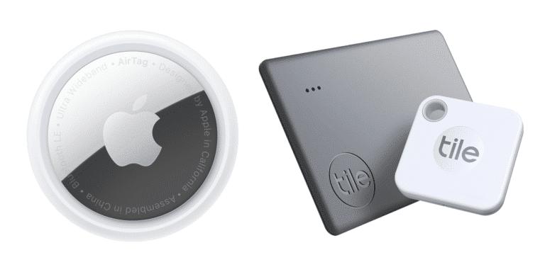 AirTag vs Tile