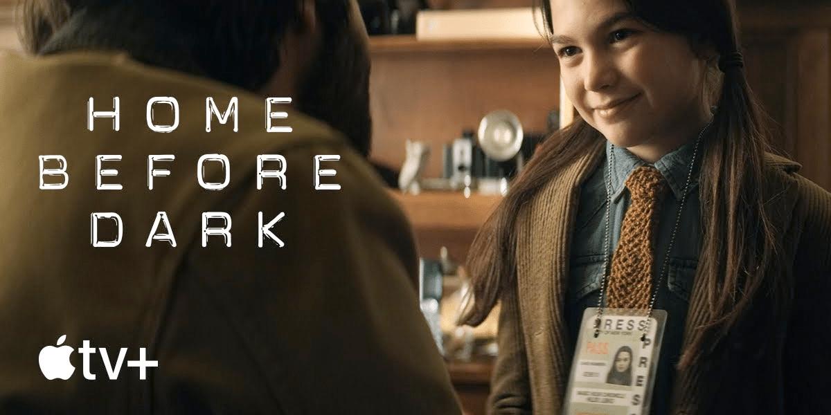 Home Before Dark, en Apple TV+