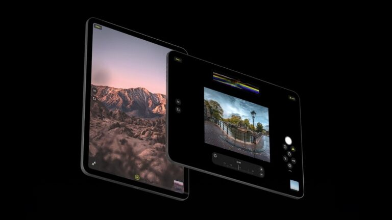 Halide para iPad