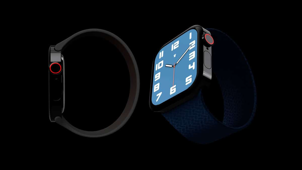 Concepto Apple Watch