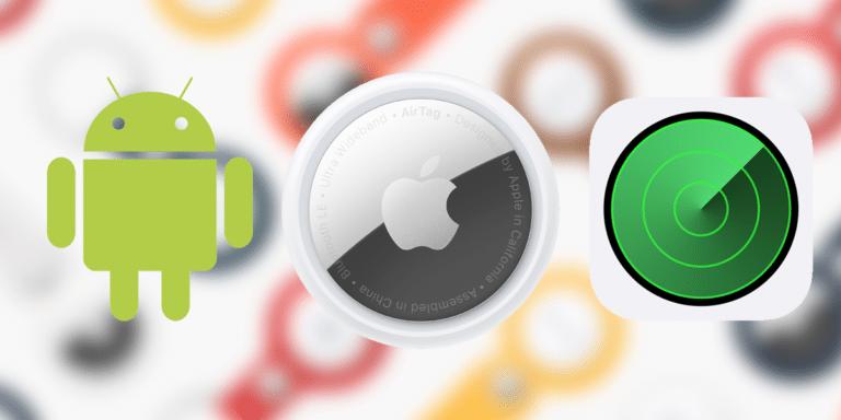 Android tendría una app para AirTags