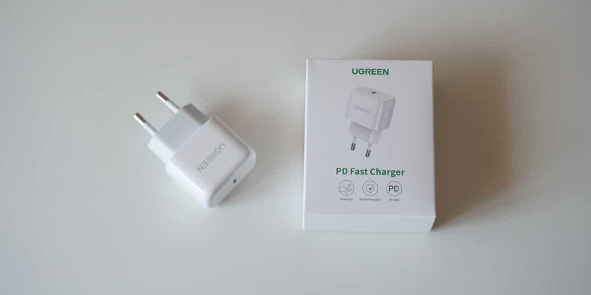UGREEN 20W Cargador USB-C