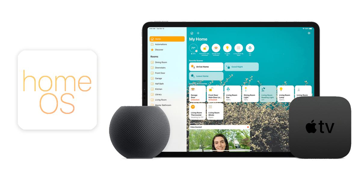 homeOS, un posible nuevo sistema operativo de Apple