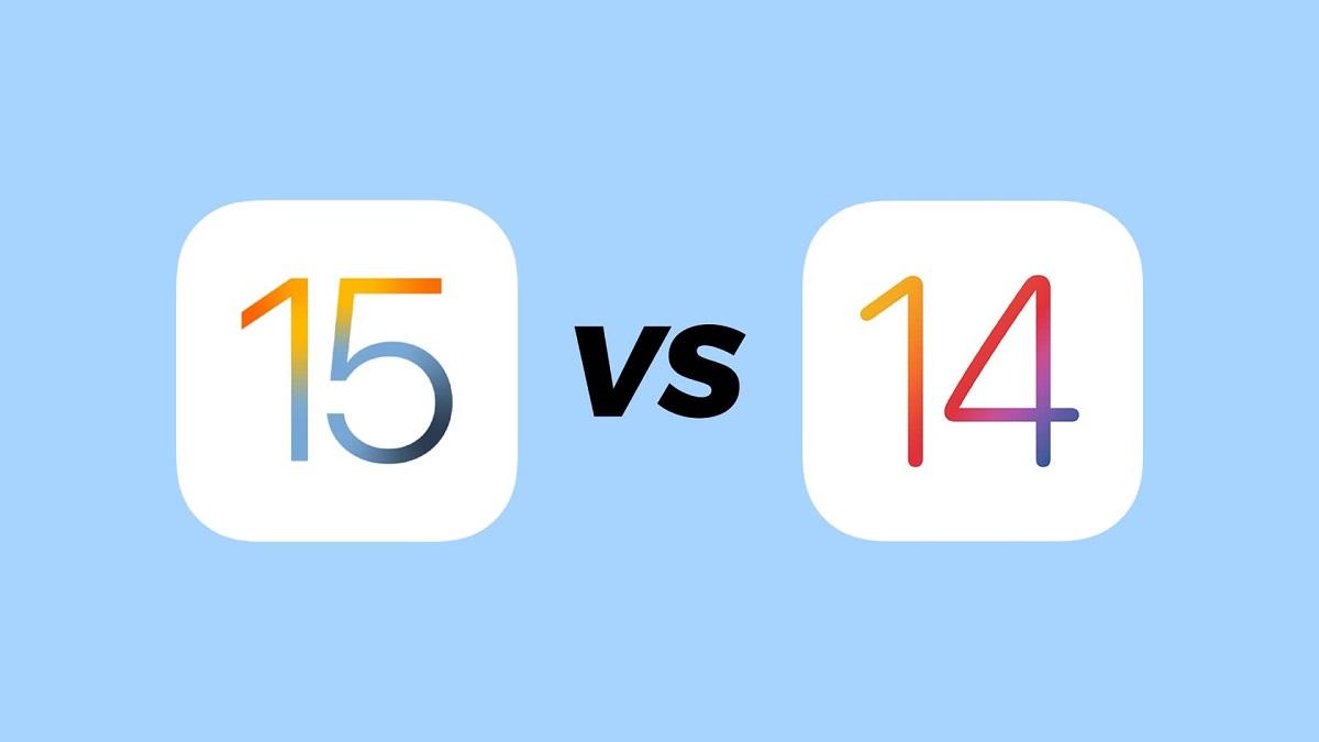 iOS 14.6 vs iOS 15