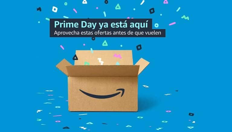 Amazon Prime Day - Productos Apple