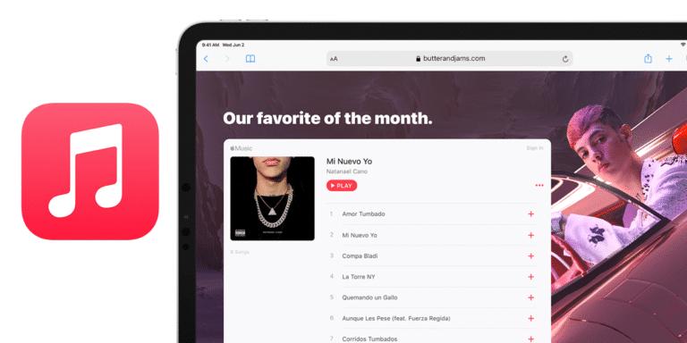 Apple Music y royalities