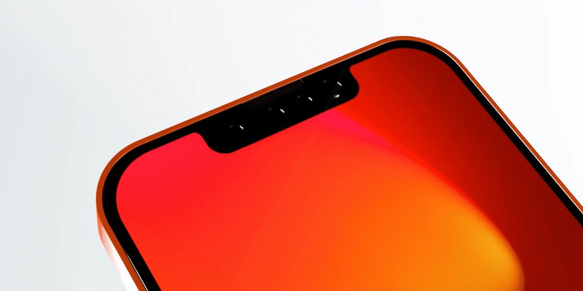 Concepto del iPhone 13
