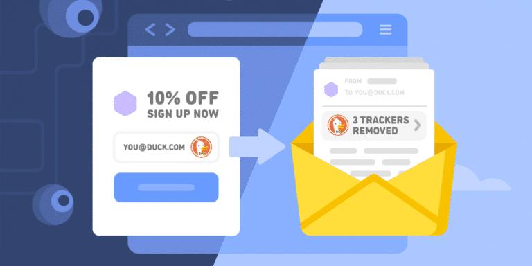 DuckDuckGo presenta protección para el correo electrónico