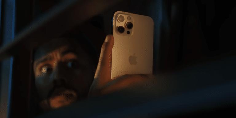 Modo noche en el iPhone 12 y 12 Pro