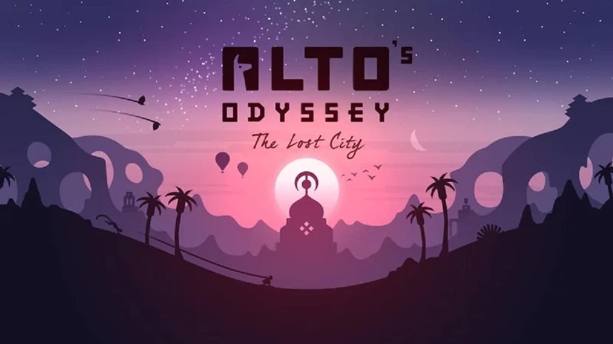 Alto's Odyssey The Lost City
