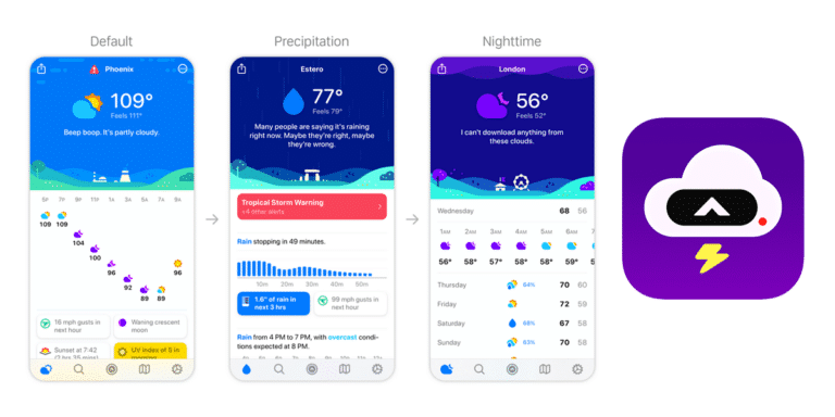 CARROT Weather se actualiza