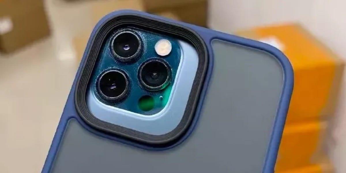 Tamaño de las cámaras del iPhone 13