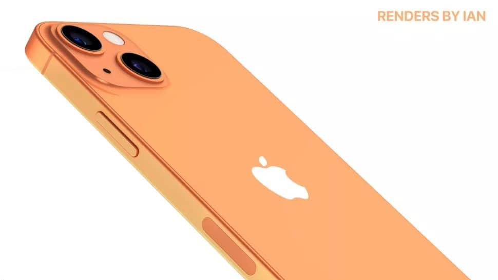 Render del nuevo iPhone 13 según información confirmada