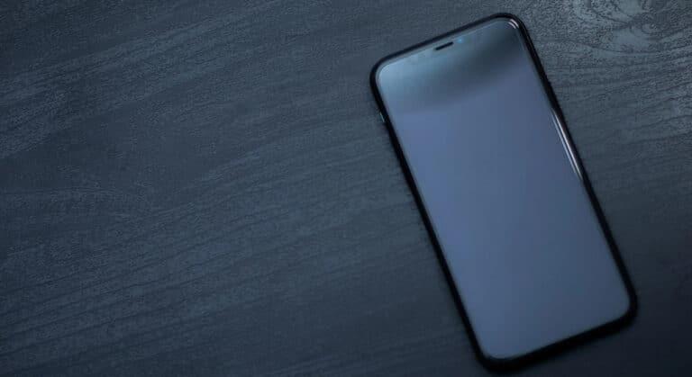 Recuperar iPhone pantalla negra