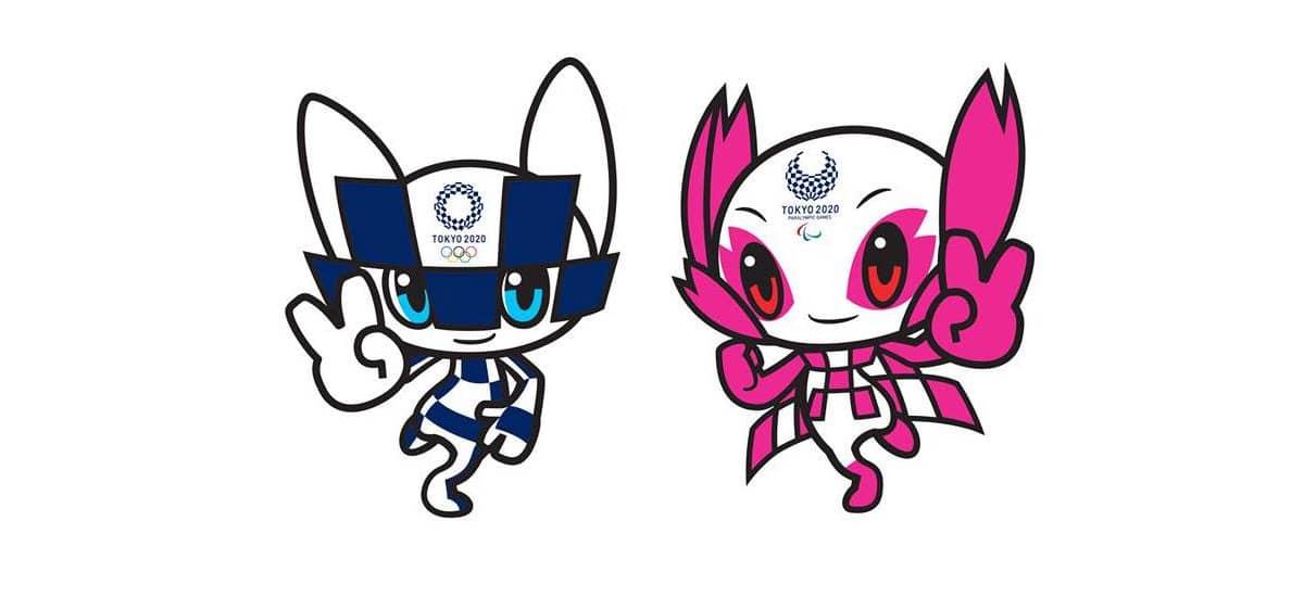 mascotas Tokio 2021