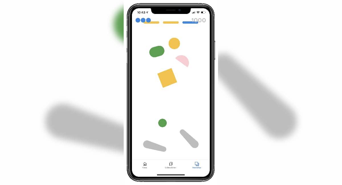 Pinball aplicación Google