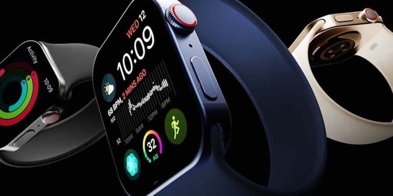 Apple Watch 7 colores