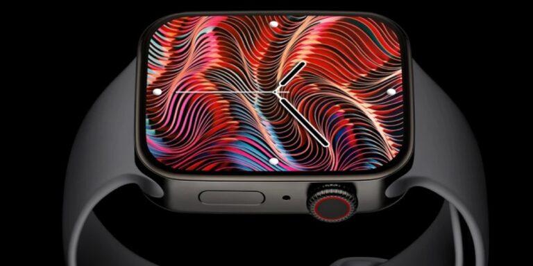 Apple Watch 7 negro
