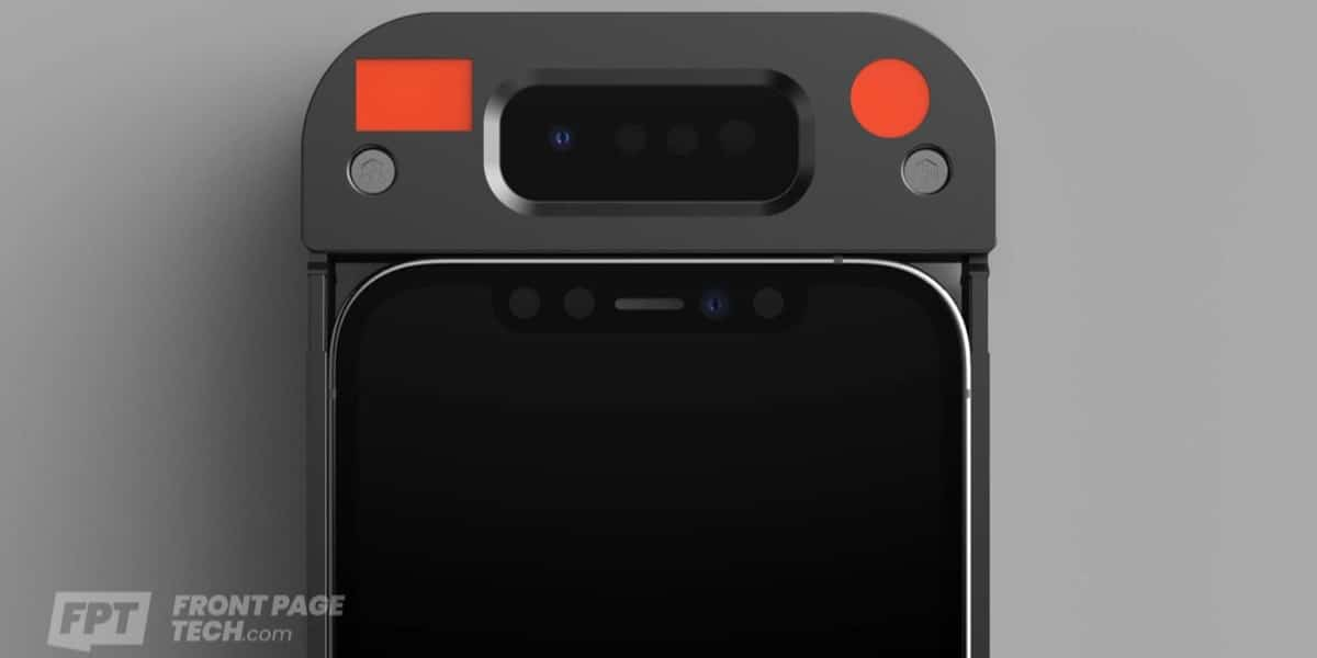 Nuevo Face ID iPhone 13