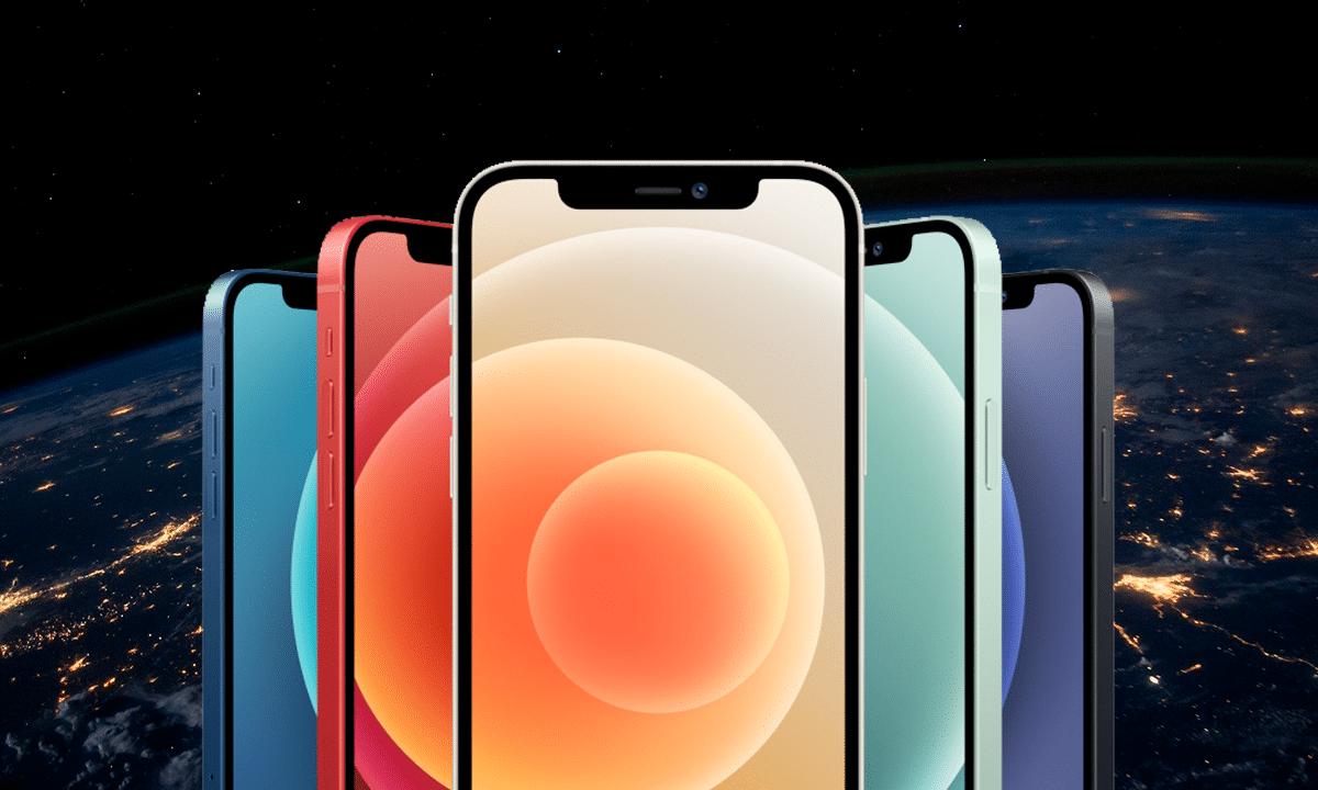 Satélites LEO iPhone 13