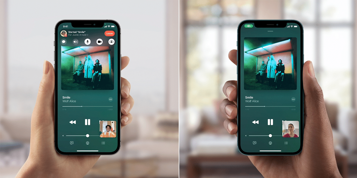SharePlay, lo nuevo de Apple en sus sistemas operativos