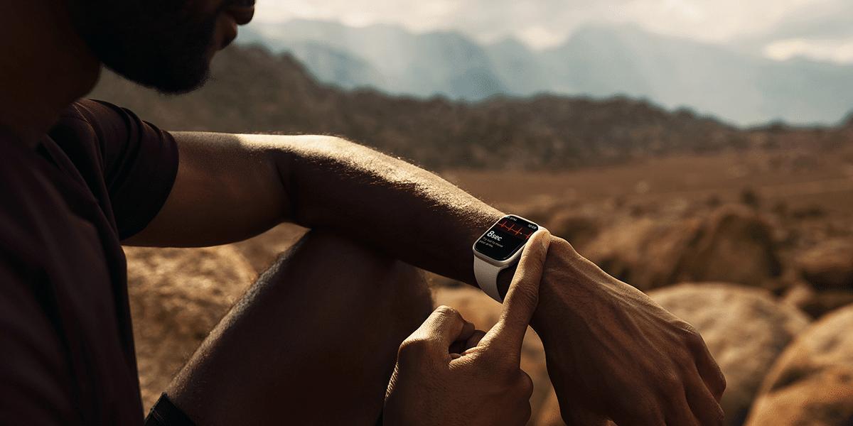 ECG en el Apple Watch Series 7