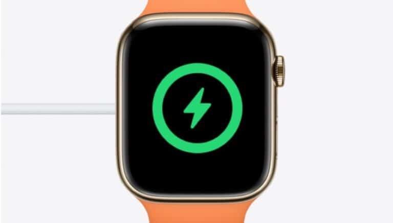 Carga USB C Apple Watch