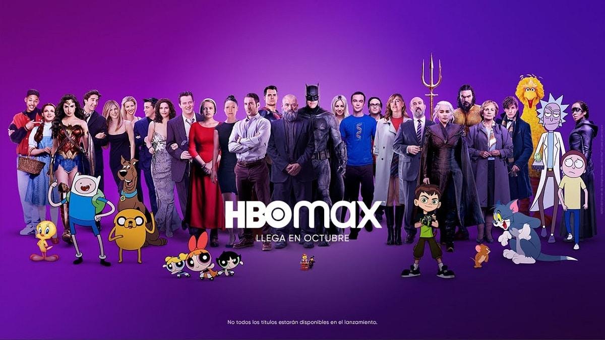 lanzamiento HBO Max en España