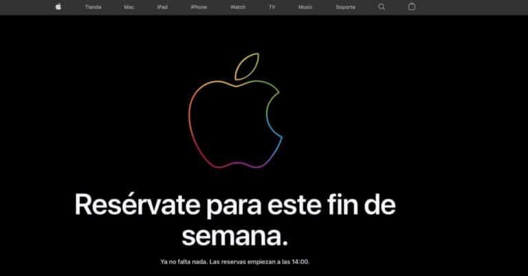 Reservas iPhone 13
