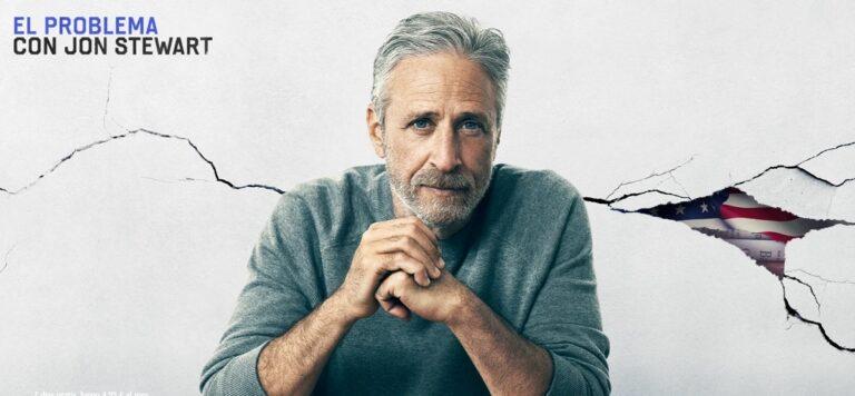 El problema de Jon Stewart